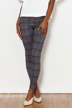 Lysse Camden Plaid Legging - Product List Image