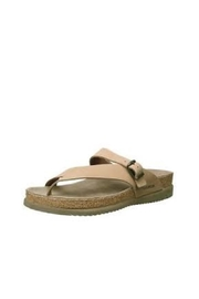 Mephisto Camel Comfort Thong - Front cropped