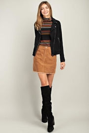 Mittoshop Camel Cord Skirt - Product Mini Image