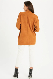 Bluivy Camel Soft Cardigan - Other