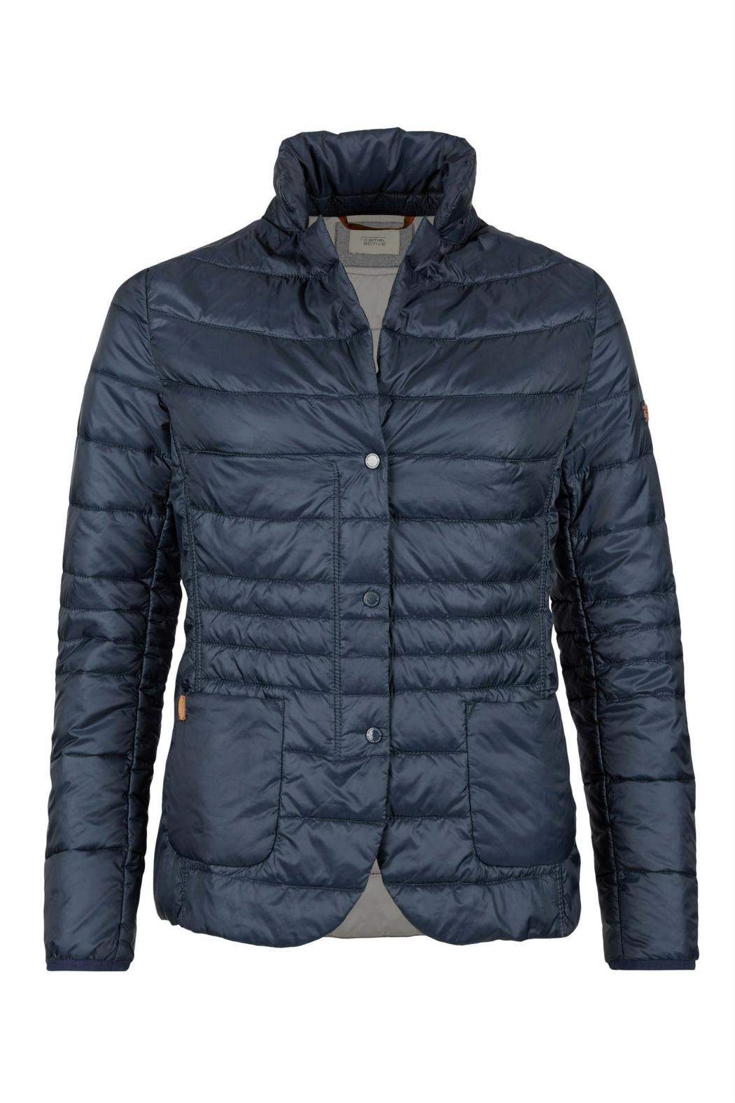 Camel Active Lightweight Padded Jacket - Front Cropped Image