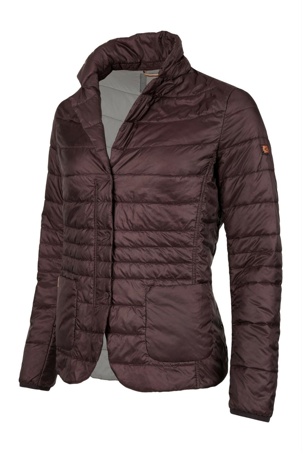 Camel Active Lightweight Padded Jacket - Front Full Image