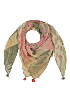 Shoptiques Product: Printed Scarf