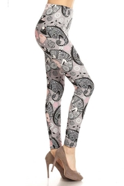 Love It Cameleon Print Legging - Product Mini Image