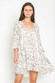 Olivaceous  Camelot Swing Dress - Product Mini Image