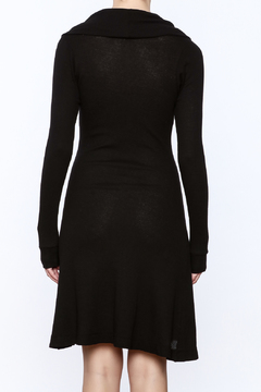 C/MEO COLLECTIVE Black Stretch Dress - Alternate List Image