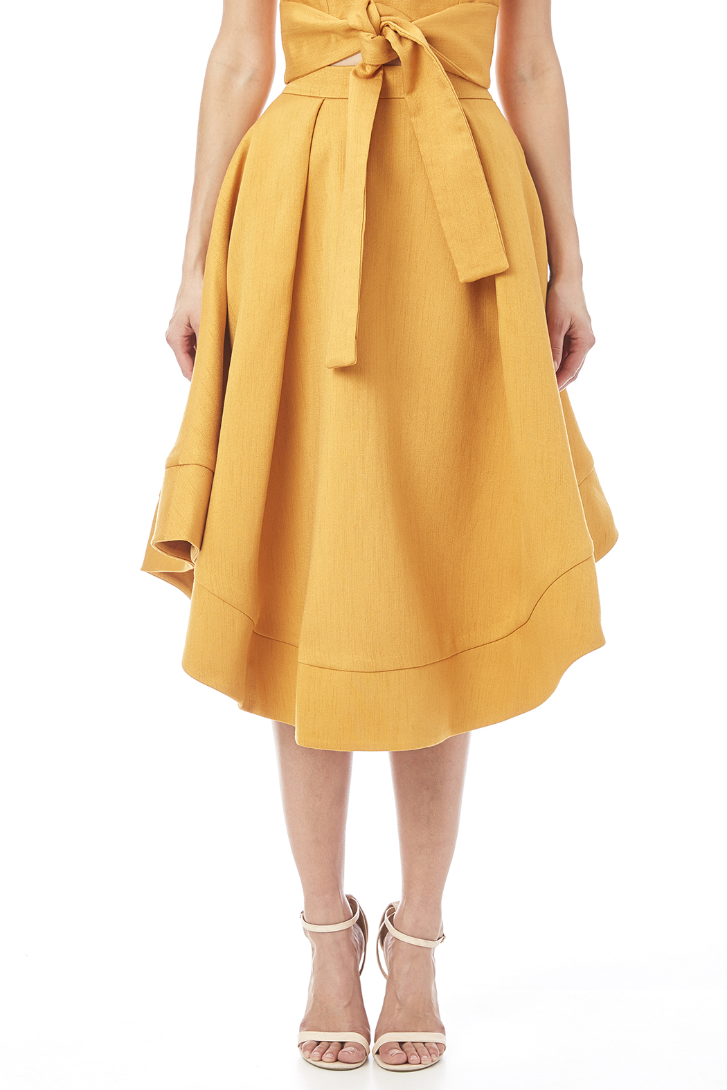 f6404e800a98 C/MEO COLLECTIVE Making Waves Skirt from San Francisco by Capulet ...