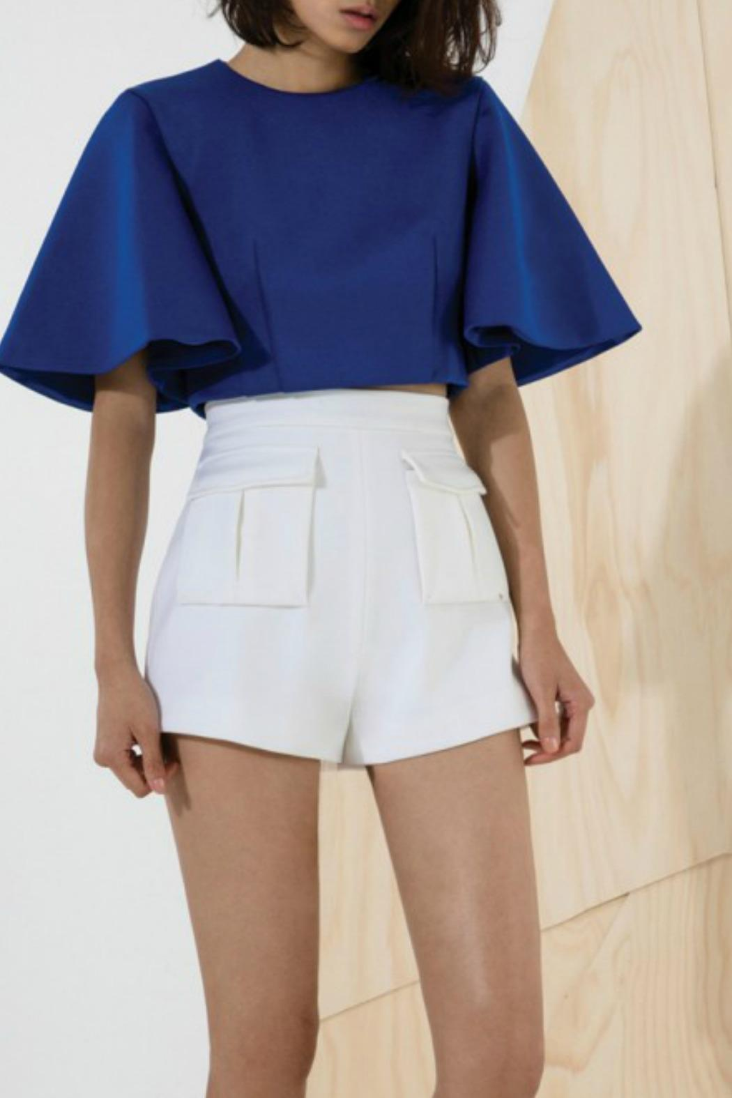 C/MEO COLLECTIVE Higher Ground Shorts - Main Image
