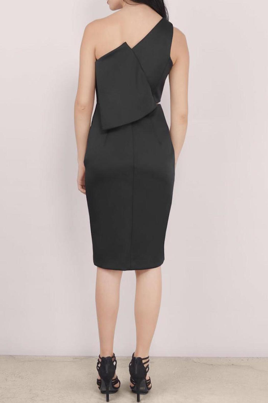 C/MEO COLLECTIVE Little Black Dress - Front Full Image