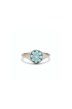 Shoptiques Product: Cameo Ring-Silver