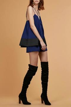 C/MEO COLLECTIVE Two Lanes Playsuit - Alternate List Image