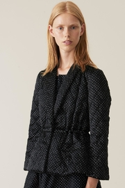 Ganni Cameron Quilted Jacket - Front cropped