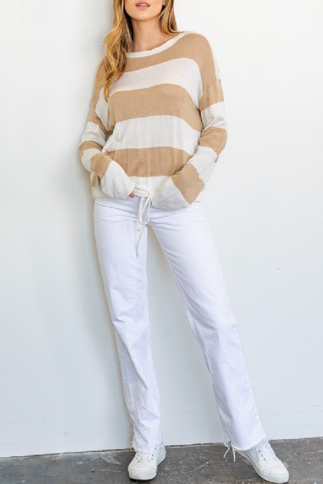 Gilli  Cameron Sweater - Front Full Image