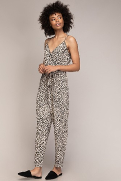 A Beauty by BNB  Cami Animal Print Jumpsuit - Product List Image