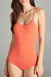 Active USA Cami Bodysuit - Front cropped