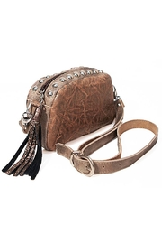 Leatherock Cami Crossbody Metallic - Product Mini Image