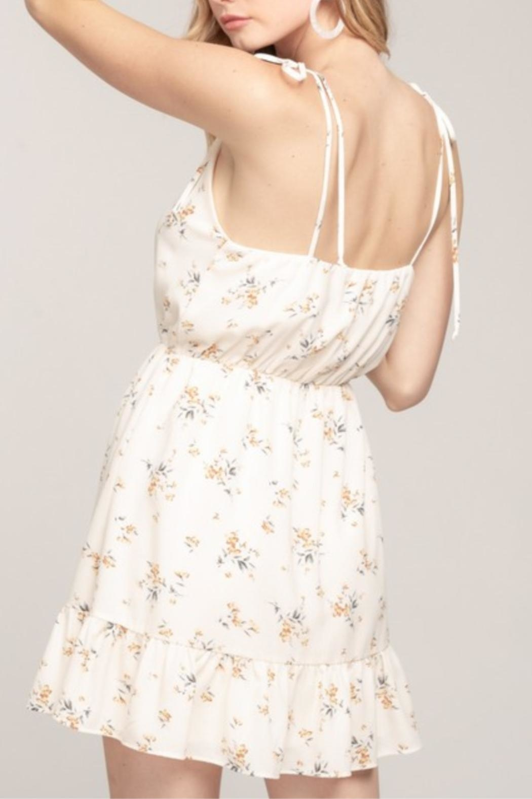 Everly Cami Floral Dress - Front Full Image