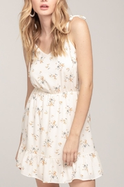 Everly Cami Floral Dress - Front cropped