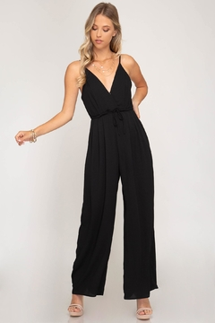 b3a2373153be ... She + Sky Cami Jumpsuit - Product List Placeholder Image