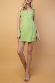 lelis Cami linen dress - Product Mini Image