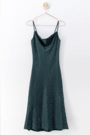 Olivaceous  Cami Midi Dress - Front cropped