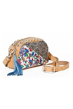 Leatherock Cami Patchwork Bag - Product List Image