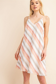 Gilli  Cami Shift Dress - Front cropped