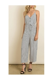 dress forum Cami Stripe Jumpsuit - Product Mini Image