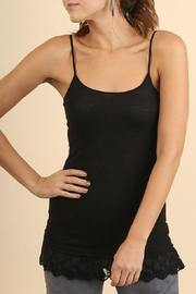 Umgee USA Cami Tank Top - Front cropped