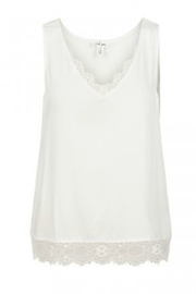 Tribal Cami w/ Lace Combo - Front full body