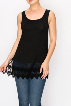 Origami  Cami with Lace Edge - Product List Image