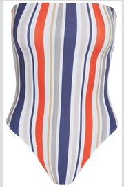 Cami and Jax Koral One-Piece - Front cropped