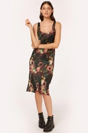Cami NYC Britt Dress In Painterly Floral - Front full body