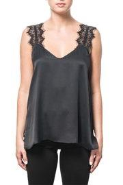 Cami NYC Charmeuse Lace Camisole - Front cropped
