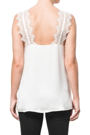 Cami NYC Charmeuse Lace Camisole - Front full body
