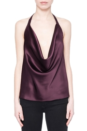 Cami NYC Cowl Neck Halter Cami - Front cropped