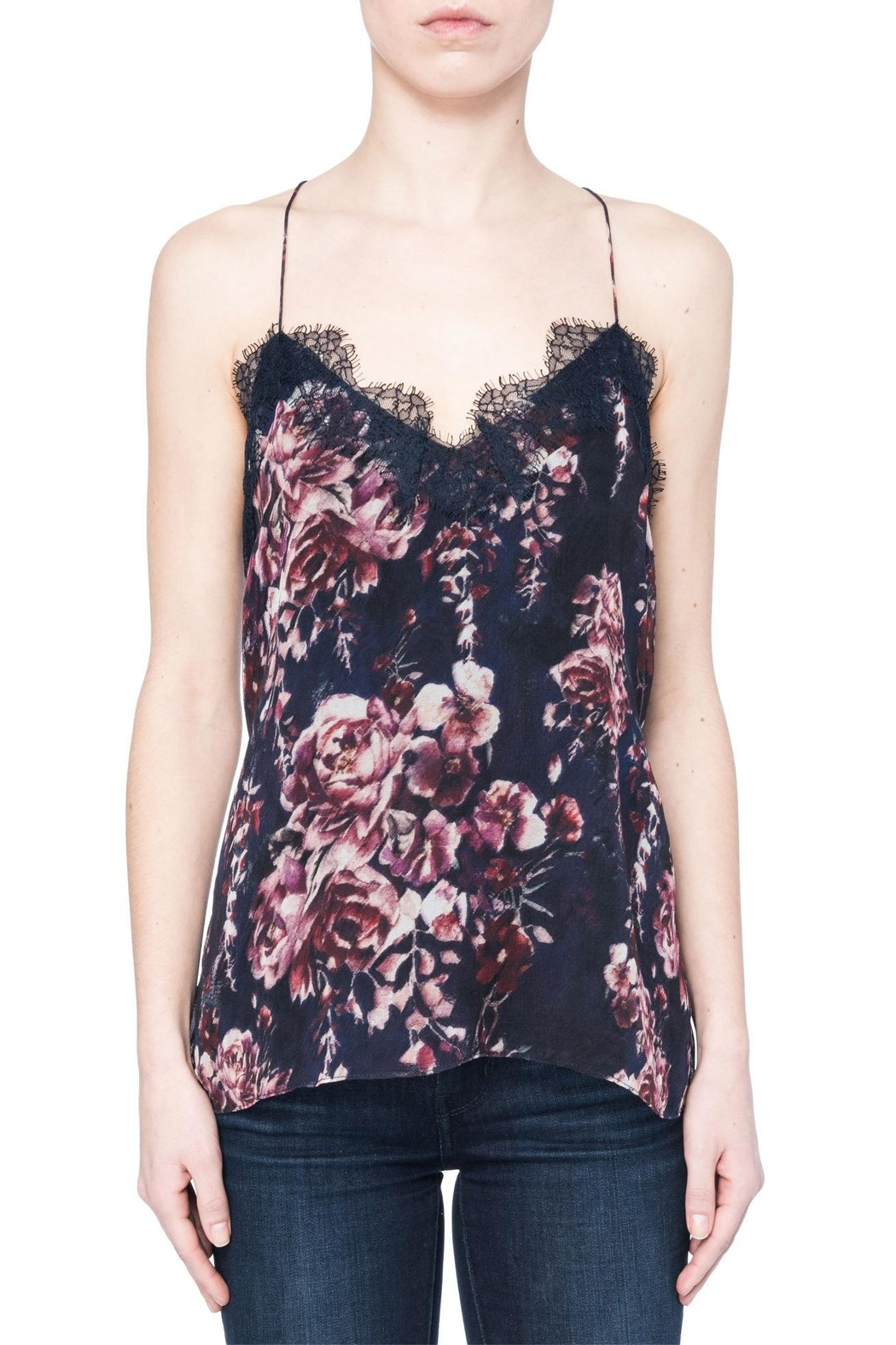 Cami NYC Floral Racerback Camisole - Main Image