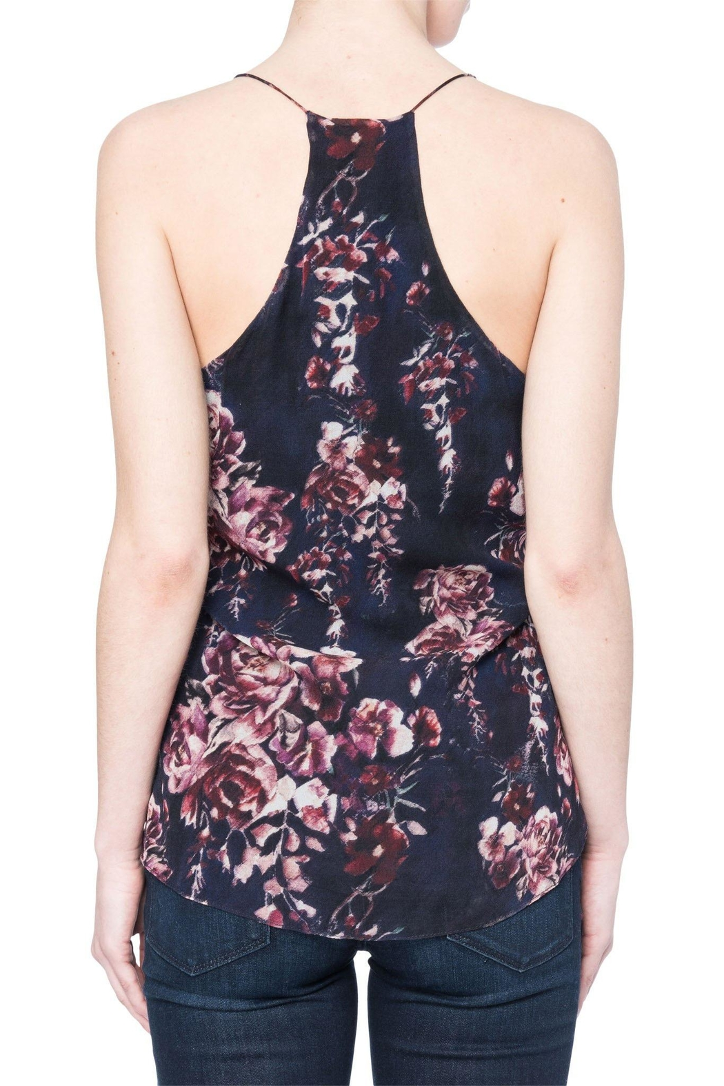Cami NYC Floral Racerback Camisole - Front Full Image