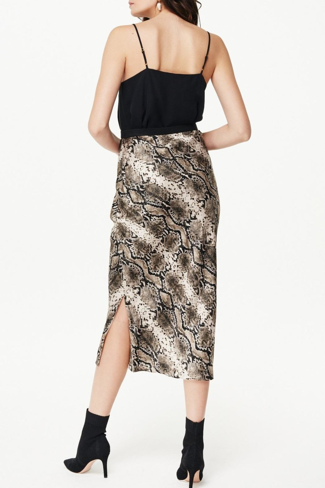 Cami NYC Jessica Skirt Snake - Front Full Image