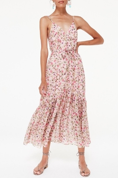 Cami NYC Laurel Geranium Dress - Product List Image