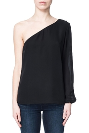 Cami NYC One Shoulder Blouse - Front cropped