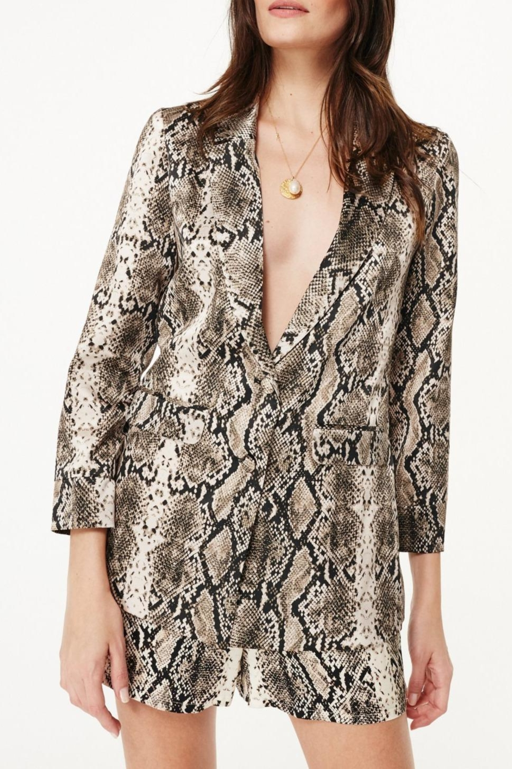 Cami NYC Owen Blazer - Front Cropped Image