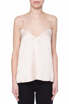 Cami NYC Pink Silk Cami - Product List Image