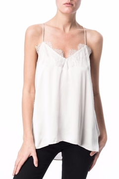 Cami NYC Racer Charmeuse Cami - Product List Image