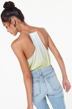 Cami NYC Racer Charmeuse Top - Alternate List Image