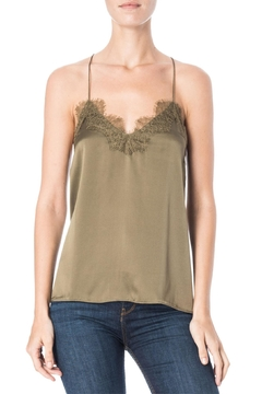 Cami NYC Racerback Charmeuse Cami Top - Product List Image