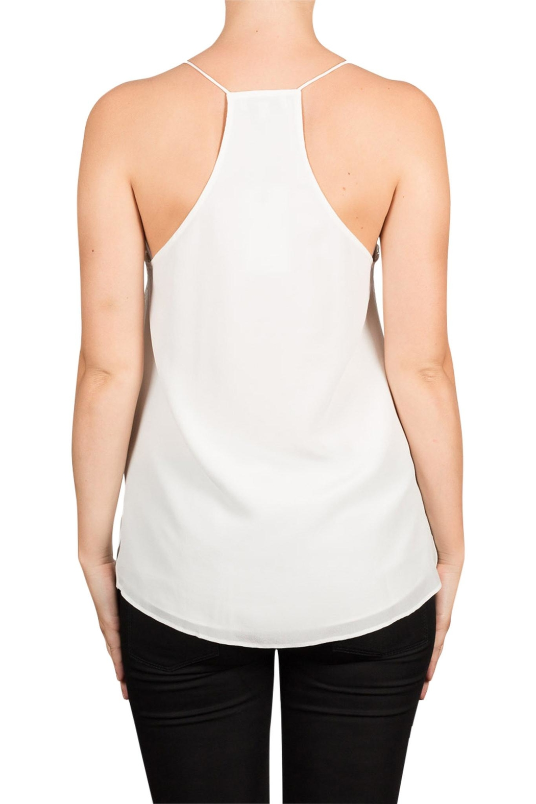 Cami NYC Racerback Lace Camisole - Front Full Image