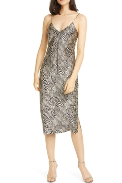Cami NYC Raven Dress Zebra - Product List Image