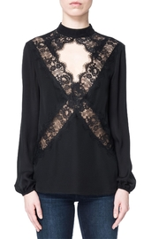 Cami NYC Skylar Lace Top - Front cropped