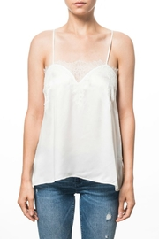 Cami NYC Sweetheart Cami White - Front cropped